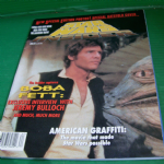 Star Wars Insider Magazine issue 30 American Graffiti made star wars possible